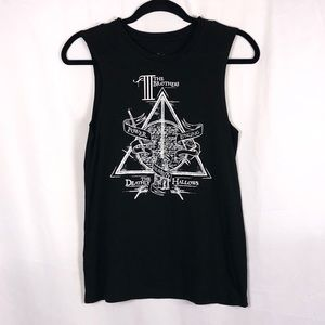 Harry Potter   Deathly Hallows Tank Top